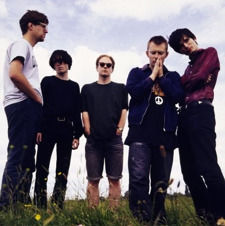 Фото Radiohead