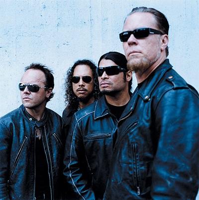 Фото Metallica