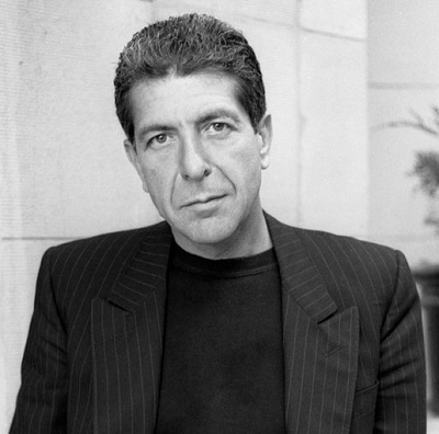 Фото Leonard Cohen