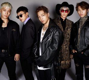Фото BIGBANG