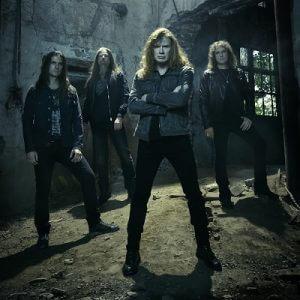 Фото Megadeth