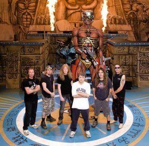 Фото Iron Maiden