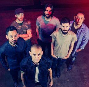 Фото Linkin Park