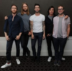 Фото Maroon 5