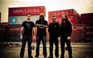 Фото Sepultura