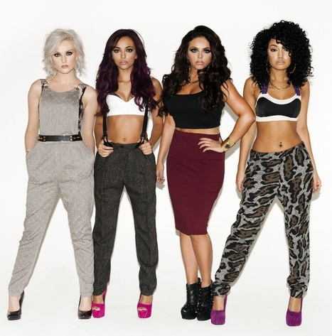 Все клипы Little Mix